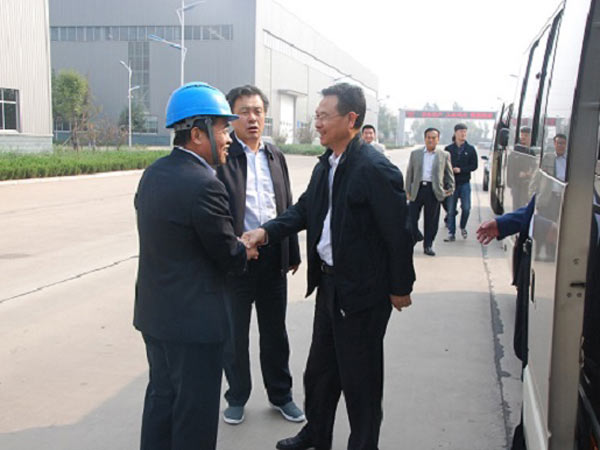Provincial Safety Production Supervision Group to our company inspection activities reported